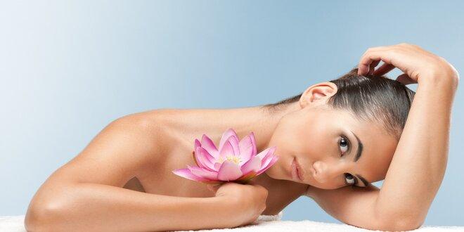 Ošetření pleti přírodní kosmetikou