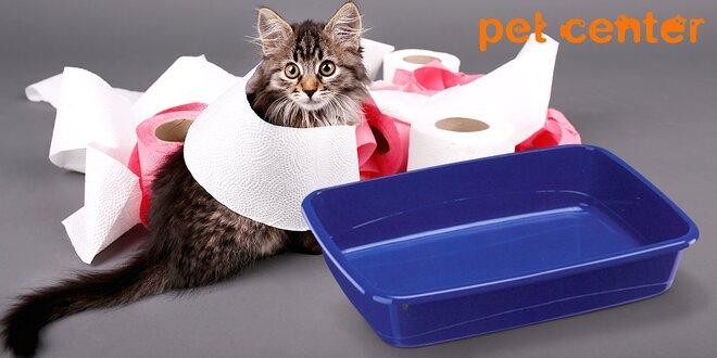 Kočičí toaleta Ferplast bez okraje