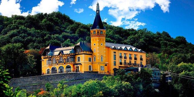 Luxusní wellness pobyt v hotelu Větruše****