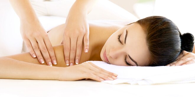 Klasická masáž s indickou masáží hlavy