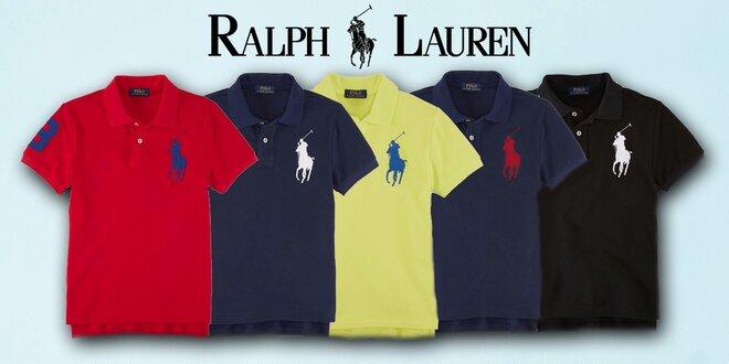 Dětské polokošile Ralph Lauren