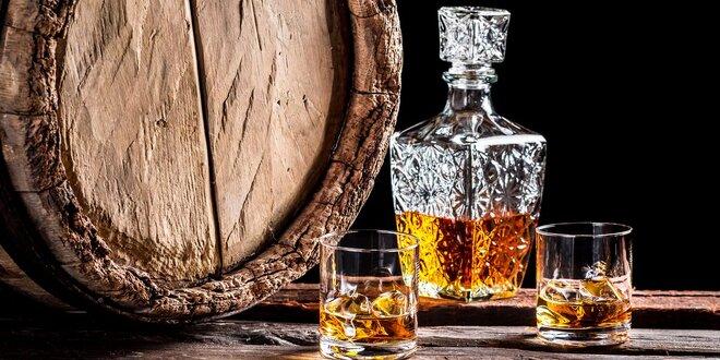VIP Degustace 9 vzorků vyzrálých rumů vč. pohoštění
