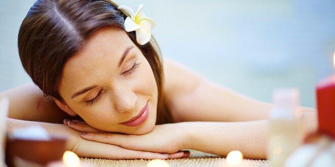Výběr z 5 druhů exotických masáží