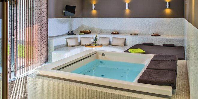 Privátní relaxace pro dva v Bodiz Spa