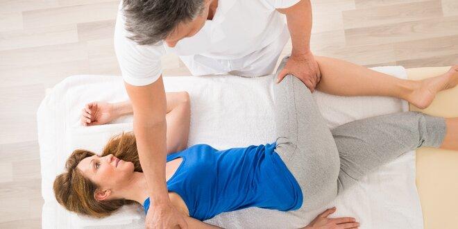Shiatsu: 60minutová nebo 90minutová terapie