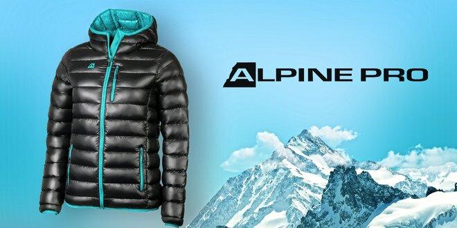Ultralehká dámská zimní bunda Alpine Pro