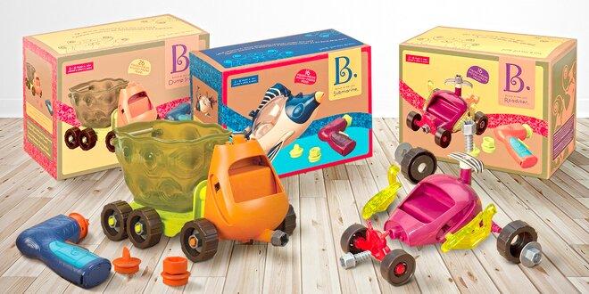 Dětská šroubovací stavebnice