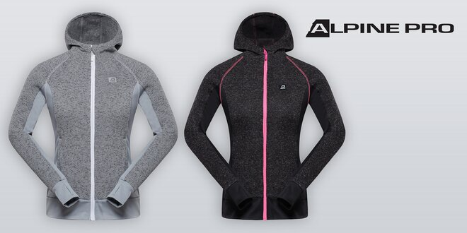Funkční dámské svetry Alpine Pro