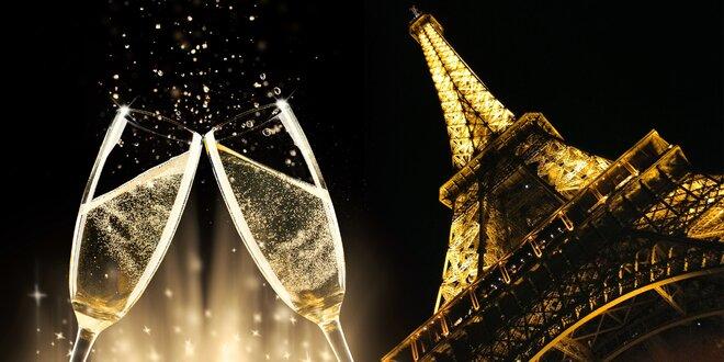Oslavte Silvestr v Paříži a Versailles