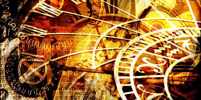Dobrodružství se strojem času: úniková hra