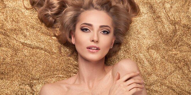 Krásná a odpočatá: Voucher na kosmetické služby