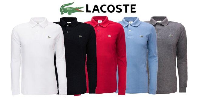 Stylové polokošile od Lacoste