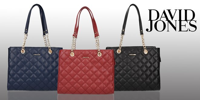 Luxusní dámské kabelky David Jones