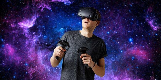 Hry v nejmodernější virtuální realitě HTC Vive