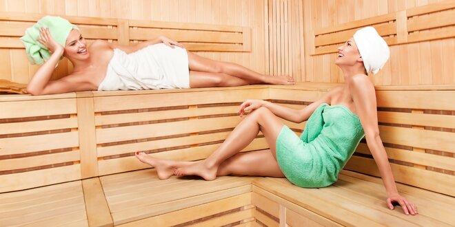 Božské hýčkání a relaxace pro páreček pohodářů