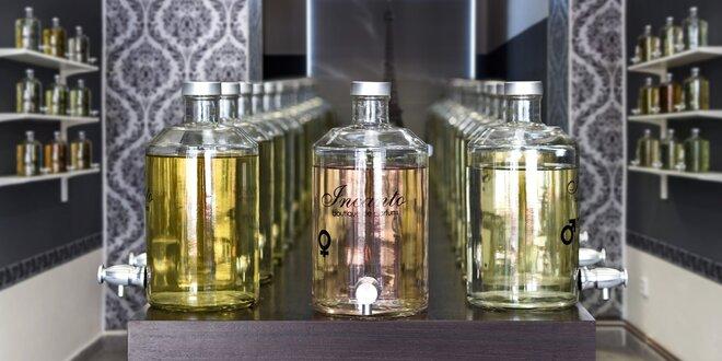 Libovolný kapesní parfém z butiku Incanto