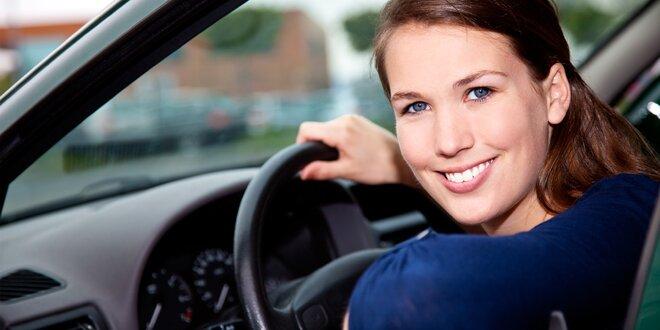 Krok k nezávislosti: řidičský průkaz skupiny B