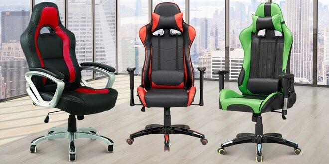 Designové kancelářské židle