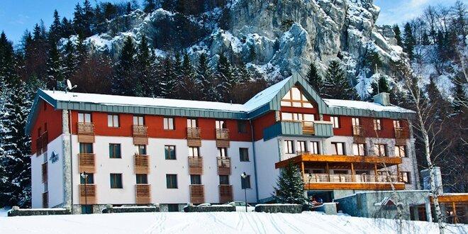 Ski & wellness uprostřed slovenské přírody