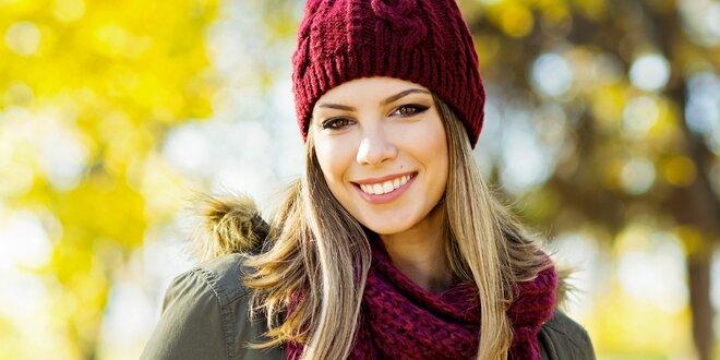 Kosmetické ošetření pro pleť bez chybičky