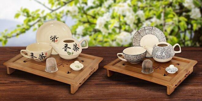 Originální čínské čajové sety