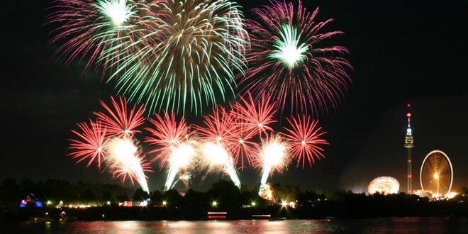 Oslavte Silvestr ve Vídni s hudbou a ohňostroji