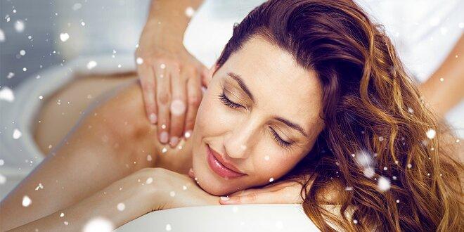 Klasická relaxační masáž dle výběru
