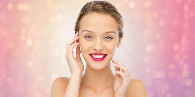 Kosmetické ošetření pro pleť zářivou i v zimě