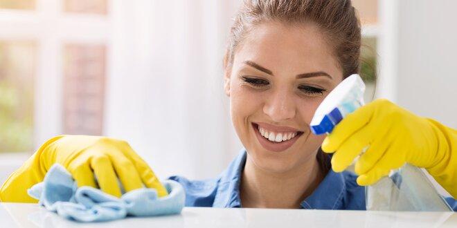 Dárkový poukaz na úklidové služby