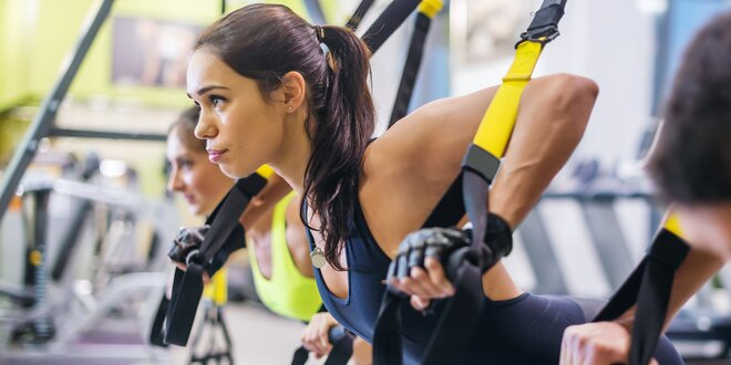 Funkční trénink pro ženy pod vedením trenérky