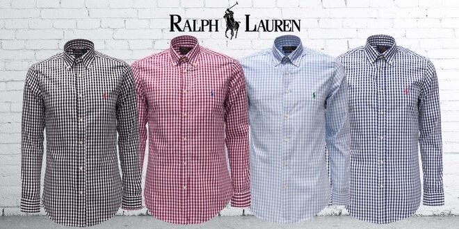 Pánské kostkované košile od Ralpha Laurena