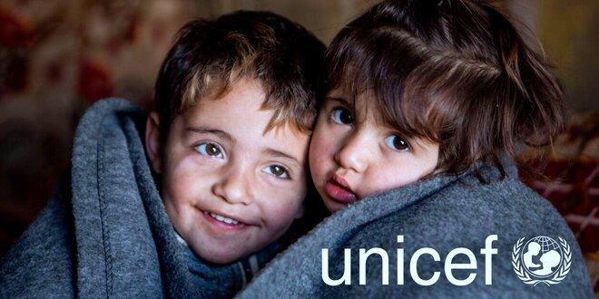 Dárek pro život: Pomozte dětem v nouzi