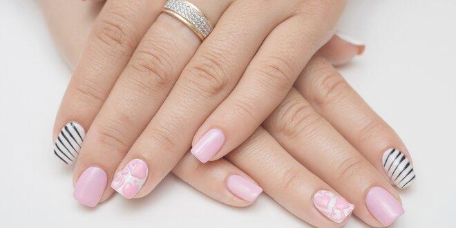 Kompletní ošetření pro ruce a nehty