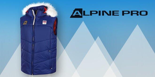 Pánská zimní vesta Alpine Pro OH