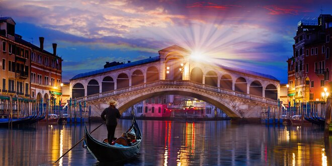 Výlet do Benátek s ochutnávkou vín a sýrů