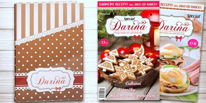 Předplatné časopisu Darina Speciál s recepty