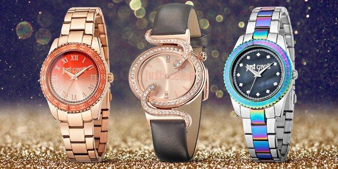 Dámské hodinky Just Cavalli se známkou luxusu  6bfb5b1a4ad
