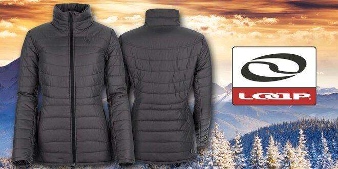 Dámská zimní bunda Loap s vysokým límcem