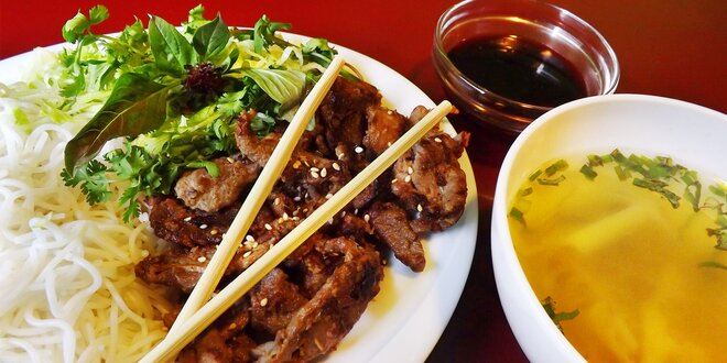 Vietnamské speciality v bistru Bao Bao