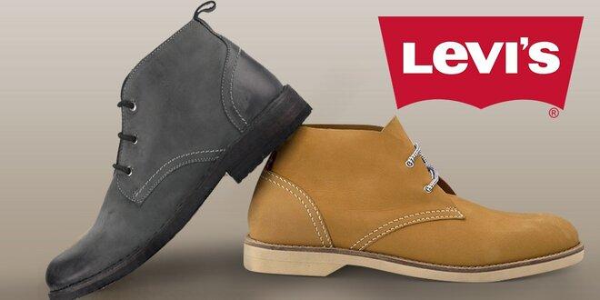 Pánská zimní obuv Levi s  d3becd0cd1