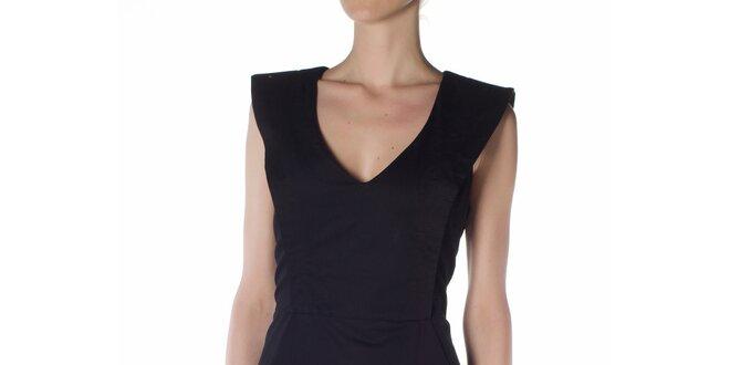 4134351f860 Dámské černé pouzdrové šaty Gene