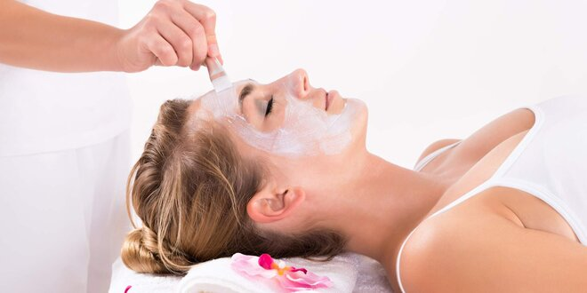 Péče o vaši pleť s chemickým peelingem
