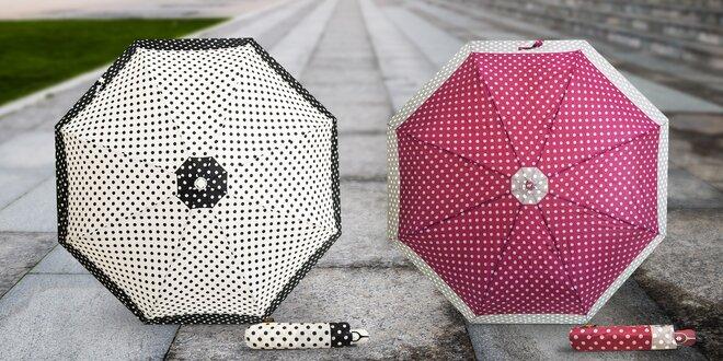 Puntíkaté automatické deštníky RealSTar