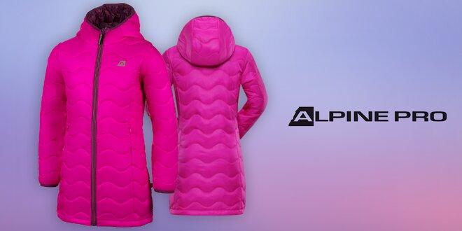 Dětský zateplený kabát Alpine Pro  5367f1a32da