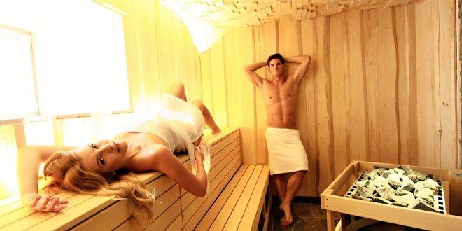 2 hodiny wellness v Hotelu Zlatý Lev