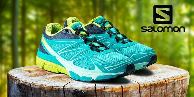 Boty Salomon pro běžkyně, které mají styl