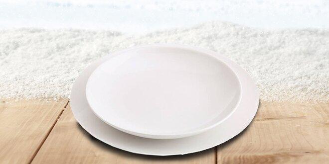 Sada dvou kulatých talířů L'Art de la Table