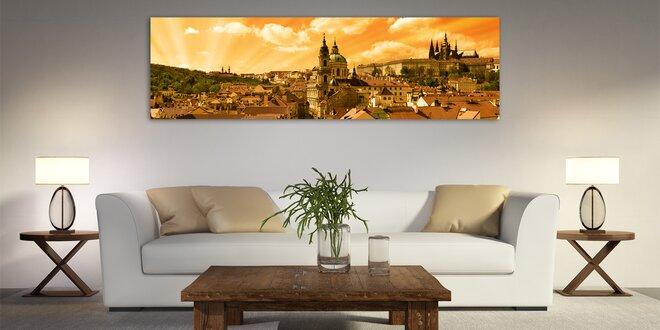 Panoramatické obrazy ve dvou velikostech