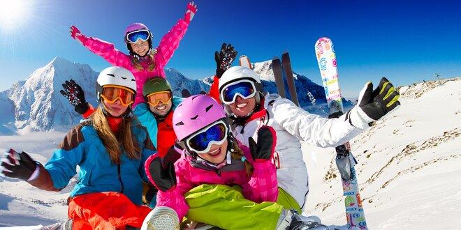 Last minute lyžovačka v Itálii