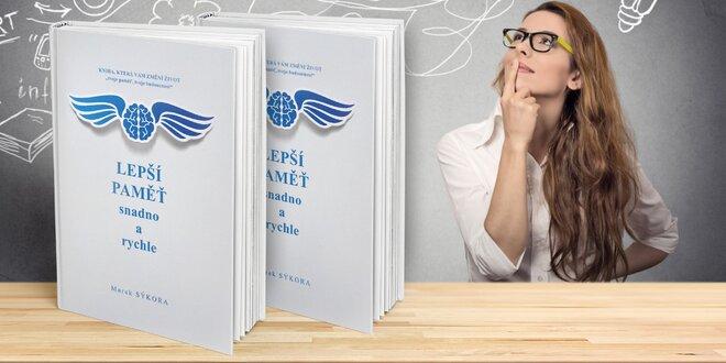 Lepší paměť snadno a rychle – kniha, na kterou nezapomenete